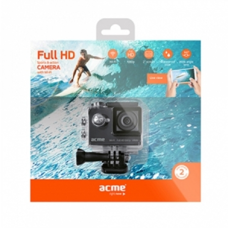 ACME HD sports - action camera VR05 (FullHD, WiFi)